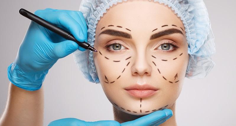 اجازه شوهر برای عمل جراحی زیبایی زن